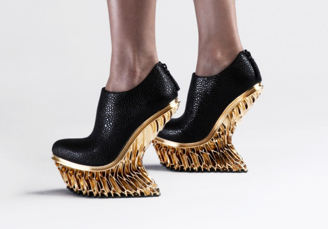 Francis Bitonti United Nude 3D Printed Shoe